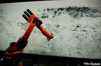 Peinture de Robot