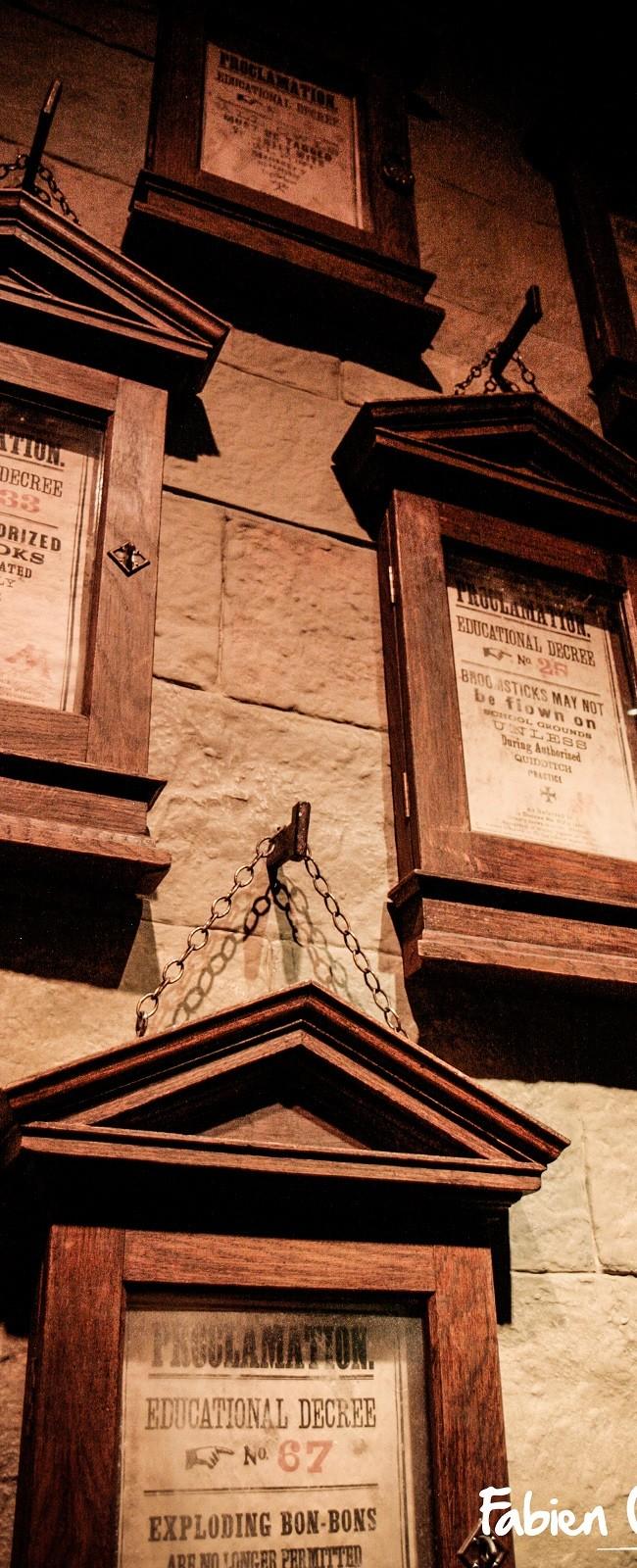 Harry Potter – Expo Paris